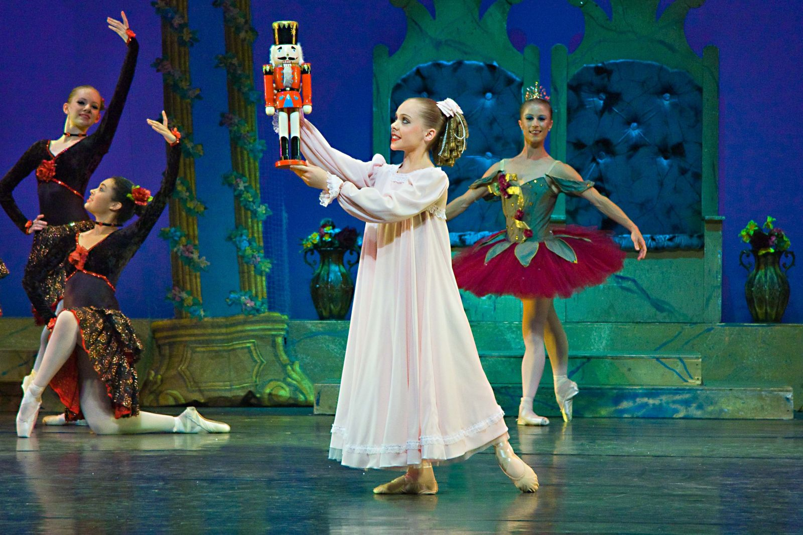 the nutcracker costa rica ballet