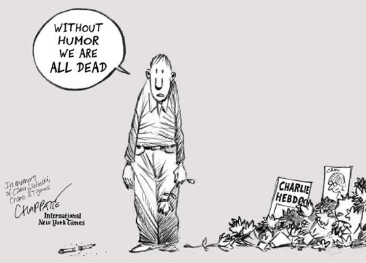 Charlie Hebdo murder