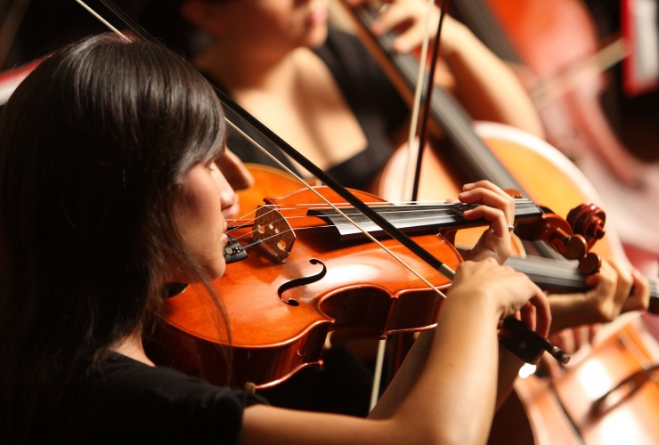 Costa Rica's Philharmonic Orchestra 1