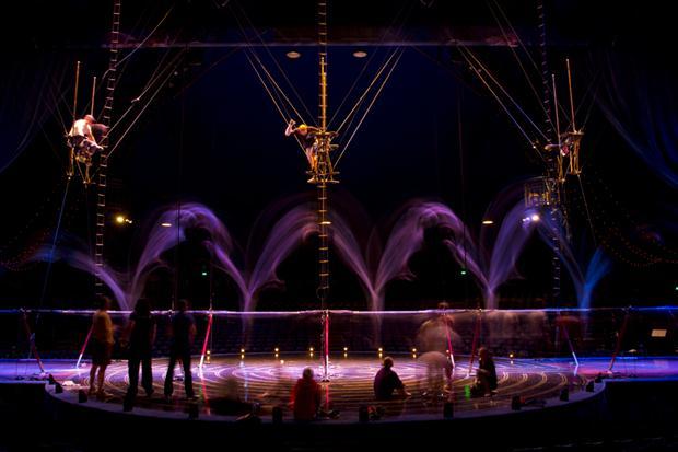 cirque du soleil el corteo costa rica