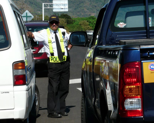 costa rica traffic fines
