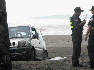 31/05/2013. Ambientalista asesinado en Limón. Fotos Diego Bosque