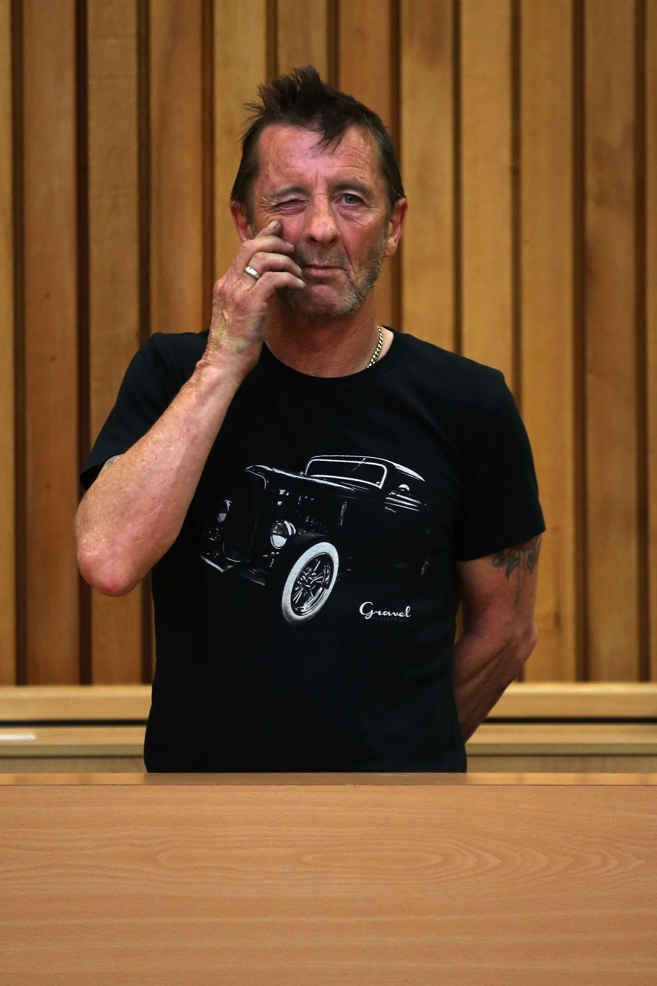 Phil Rudd guilty 1