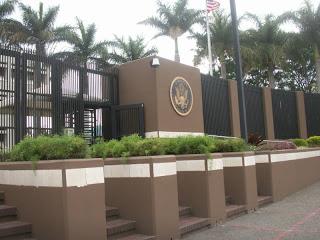 US Embassy costa rica 1