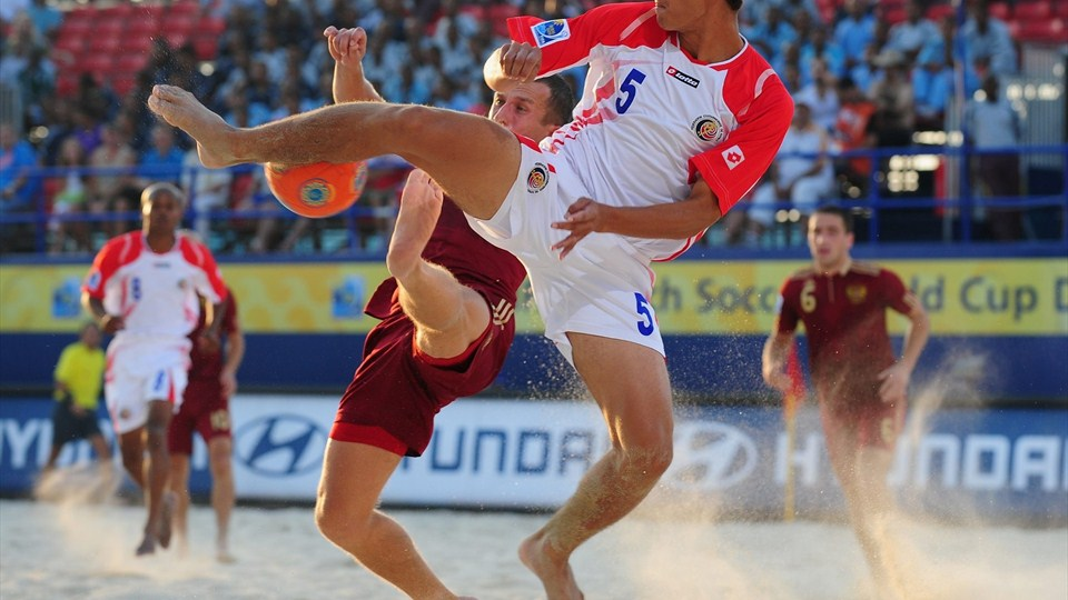 costa rica beach soccer fifa world championship