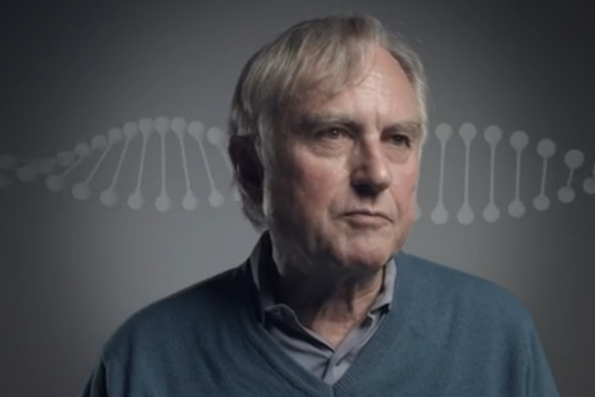 evolutionary biologist richard dawkins