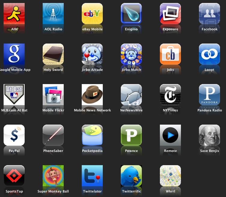 free iphone apps 1
