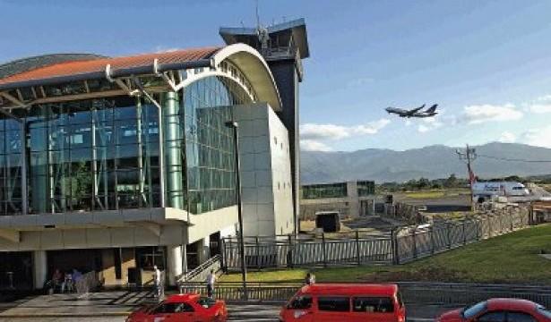 juan santamaria airport domestic flights main