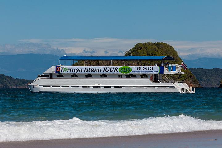 Costa Rica: Four killed as tourist boat capsizes