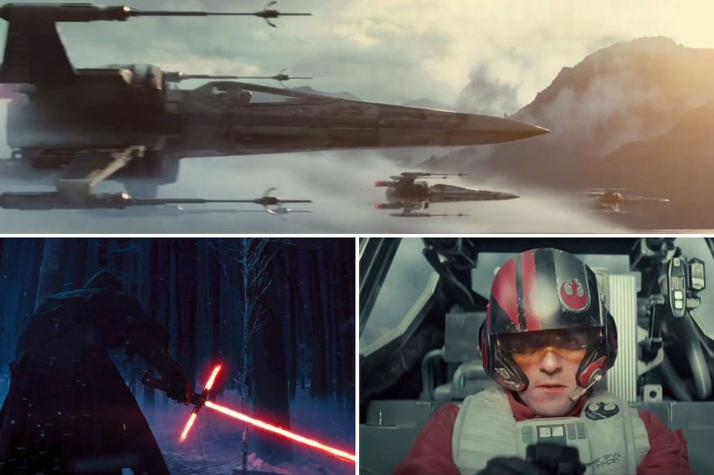 star wars the force awakens trailer main