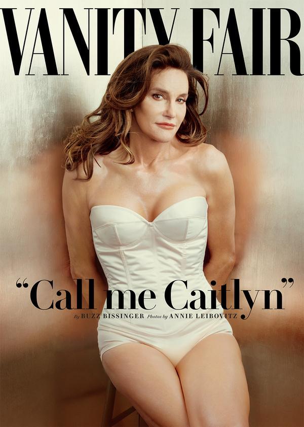Caitlyn Jenner Bruce Jennr Vanity Fair 1