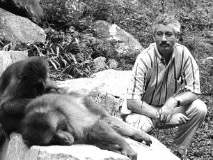 Frans B. M. de Waal chimps