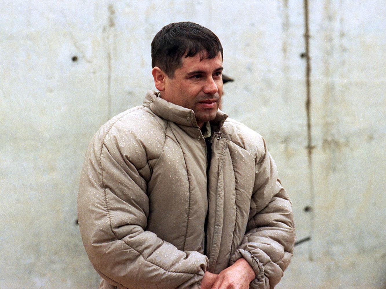 El Chapo guzman escape 1