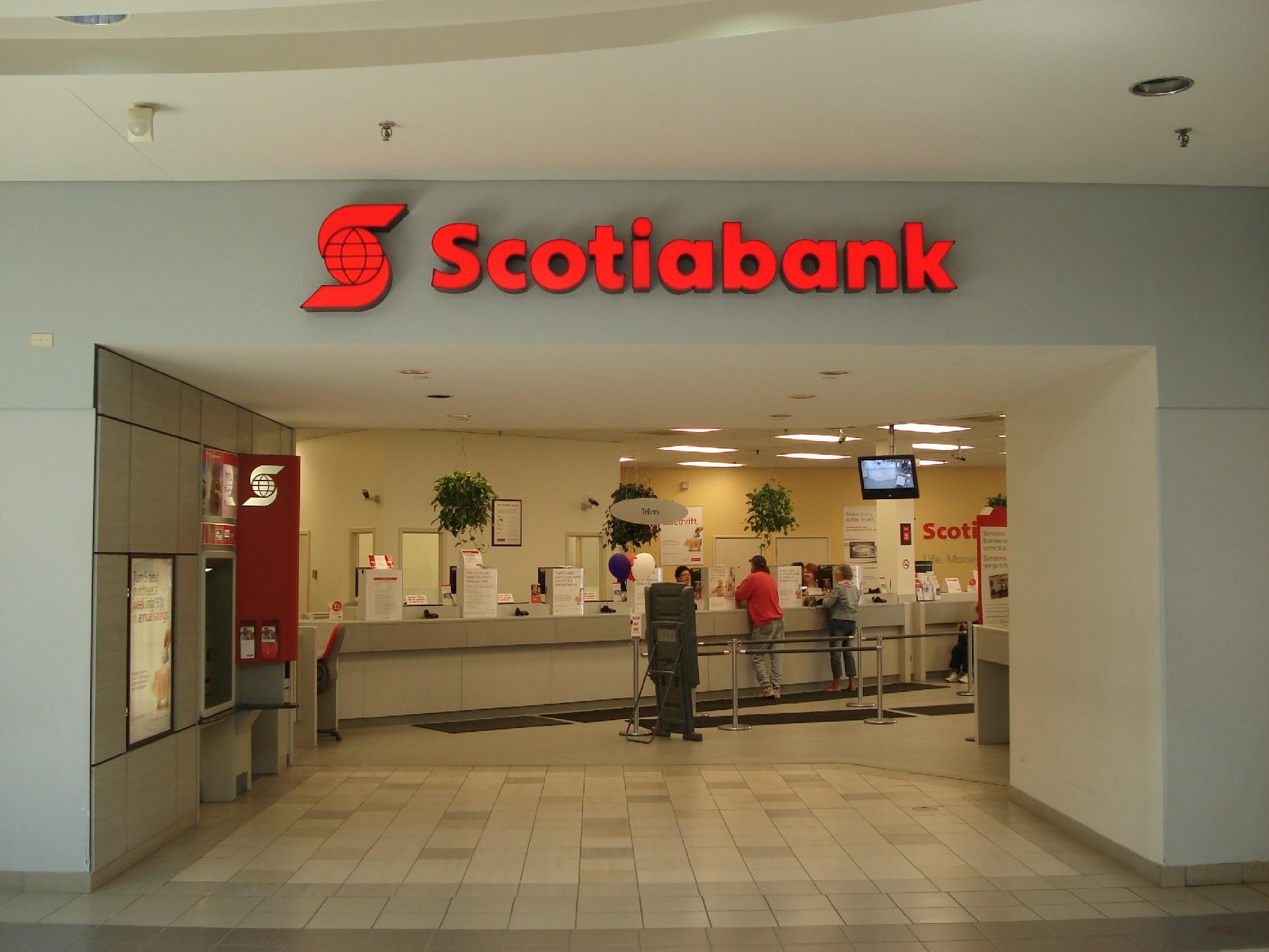 Scotiabank citigroup purchase