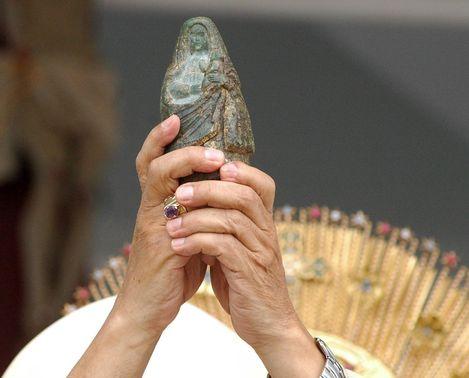 Virgin of Los Angeles costa rica 1