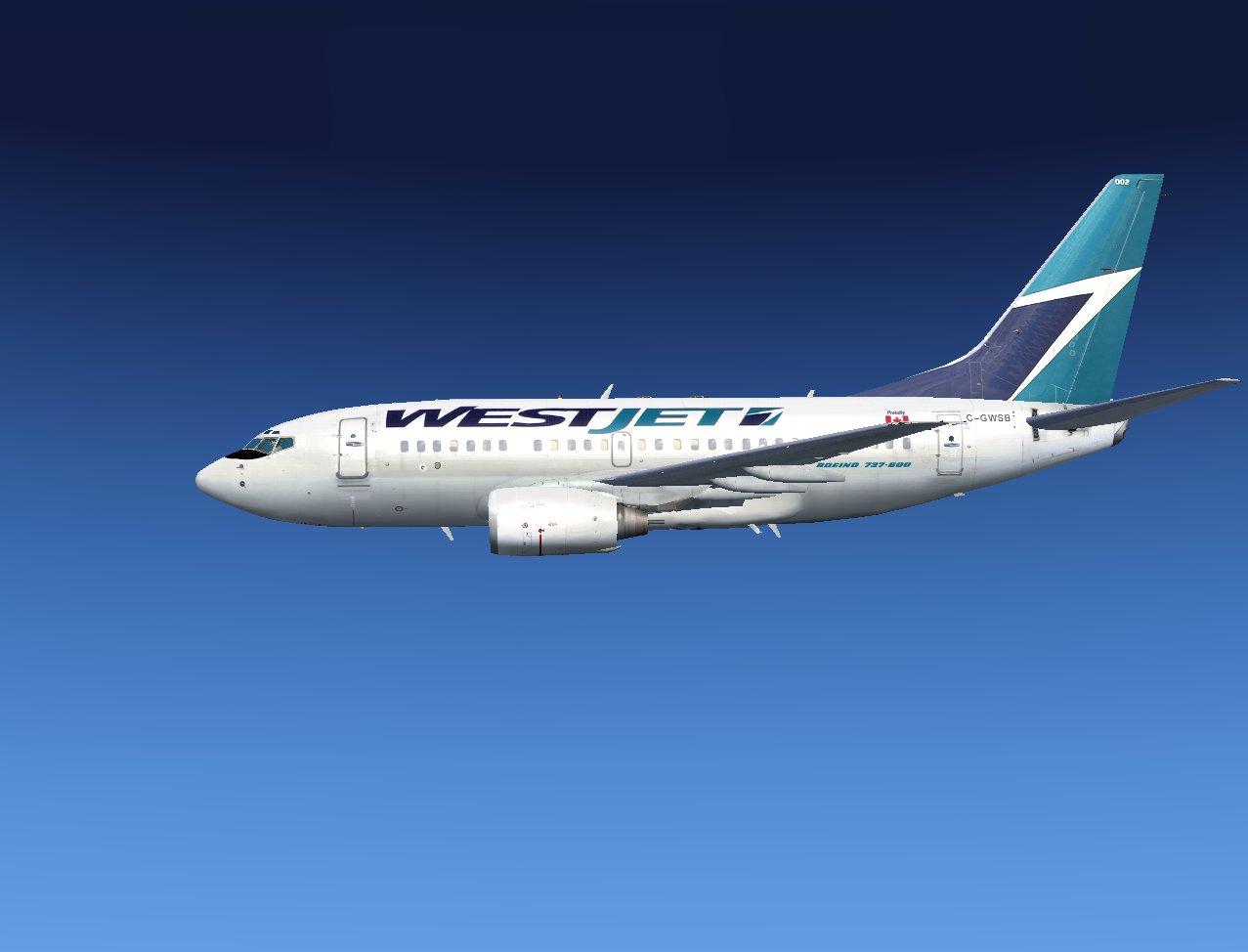 WestJet-costa rica 1