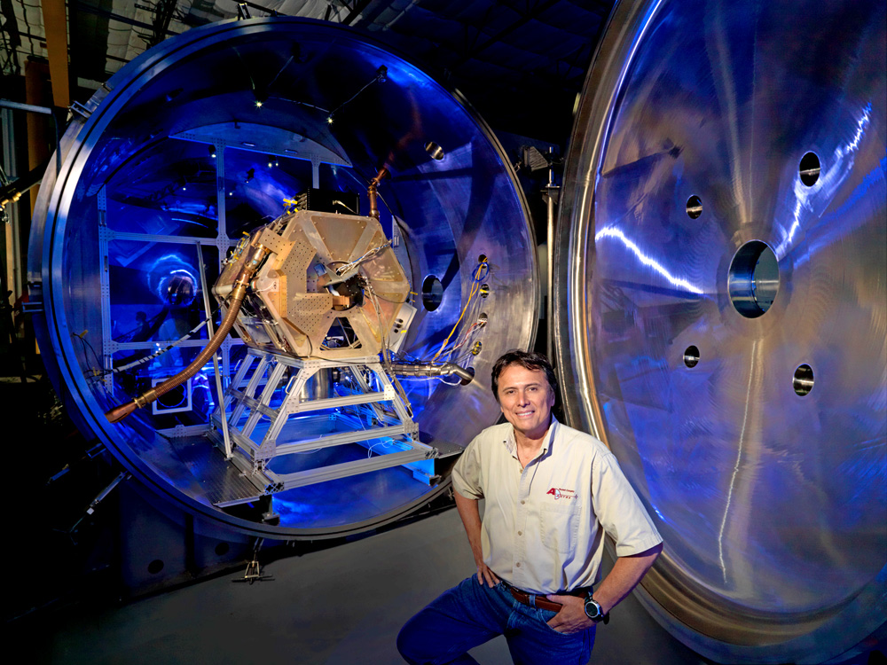 plasma engine franklin chang