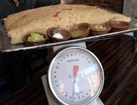 30 pound burrito don chingon 2