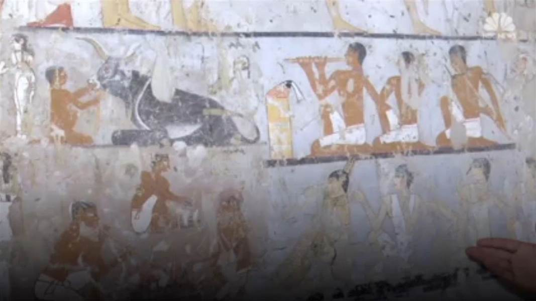 4400-Year-Old Tomb of Ancient Priestess Uncovered in Egypt