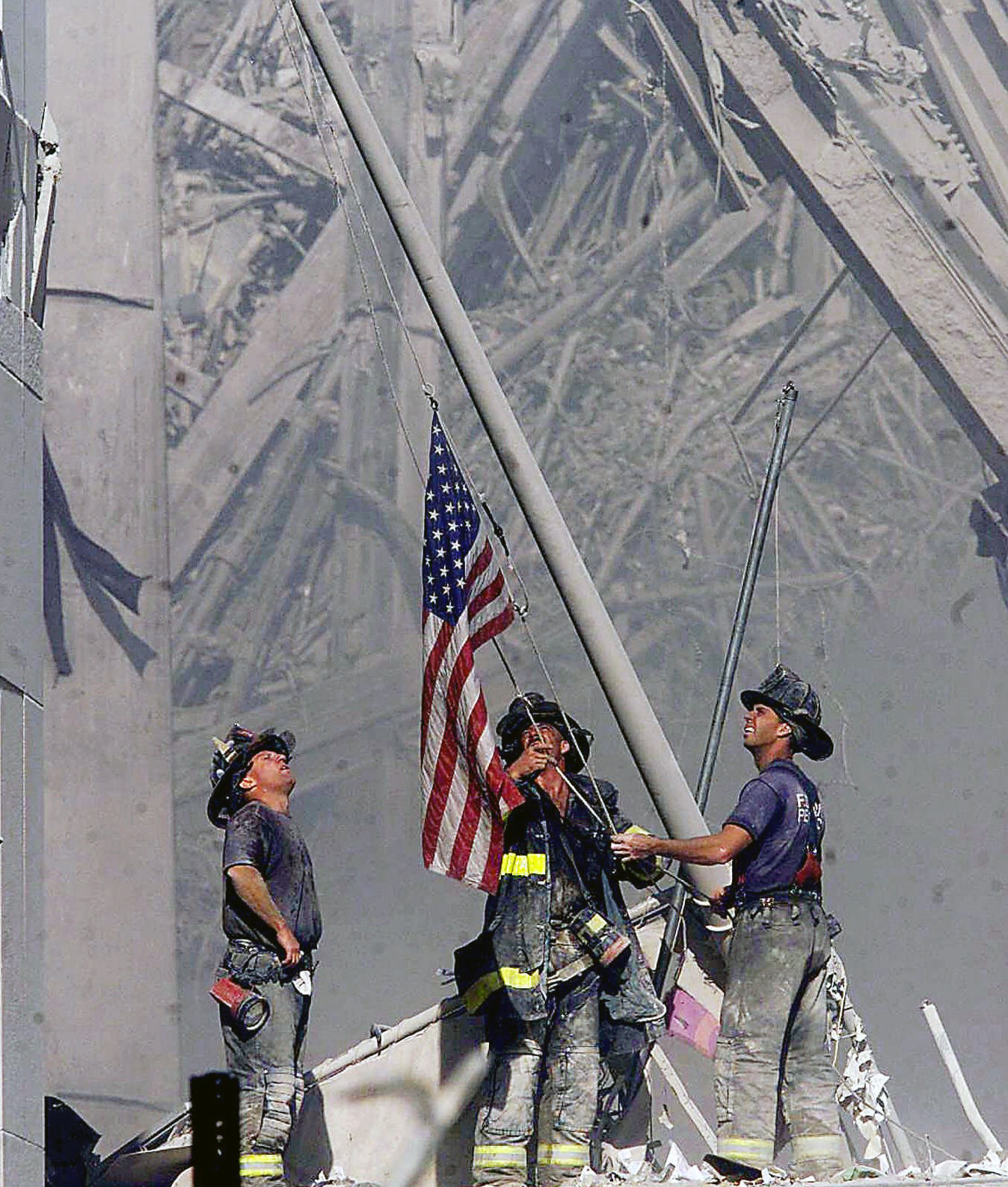 911 attacks missing pages of report