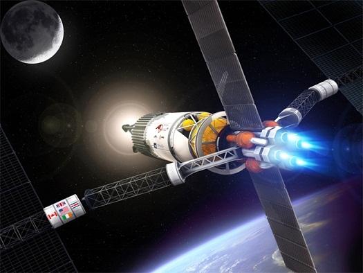 AD Astra Rocket 1