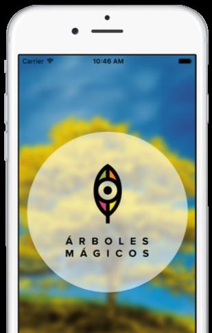 ARBOLES MÁGICOS app 1