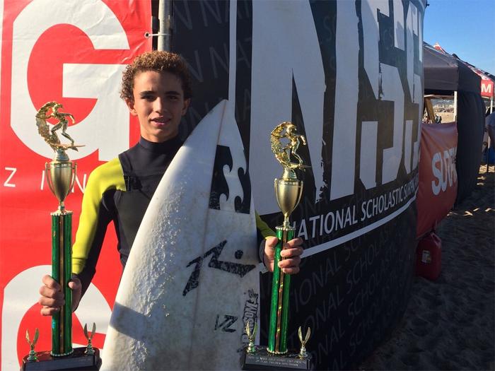 Aldo Chirinos Flecha costa rica surfer