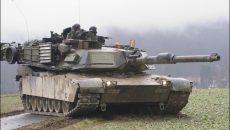 American M1A2 Abrams russia