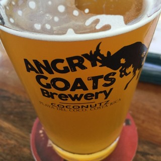 Angry Goats Brewery costa rica