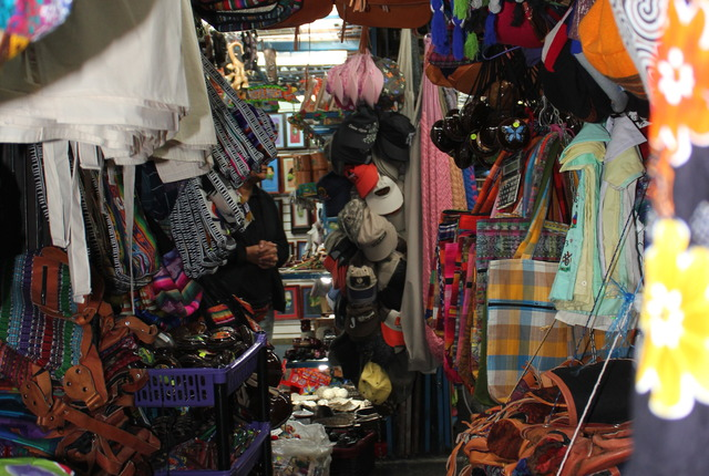 Artisan Market in San Jose costa rica 1