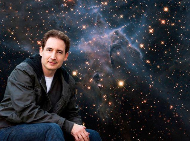 Astrophysicist Brian Greene