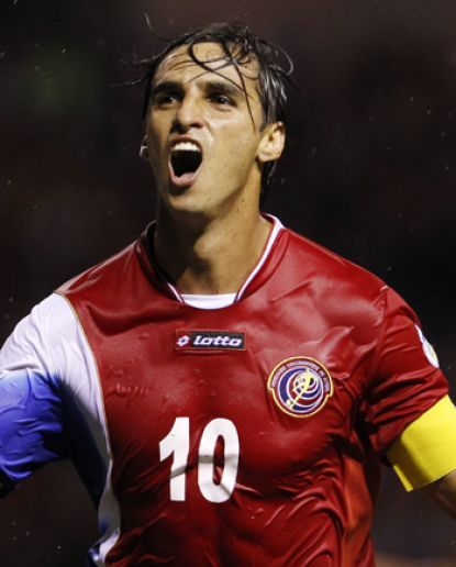 Bryan Ruiz Costa Rica soccer