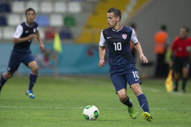 CONCACAF U-20 costa rica 1