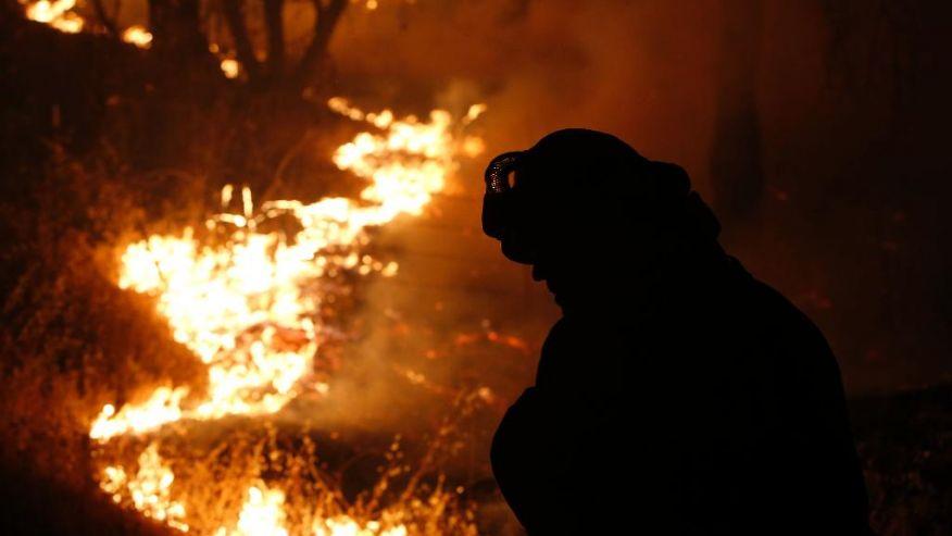 California Wildfires 2015