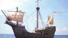 Columbus Voyage america letter main