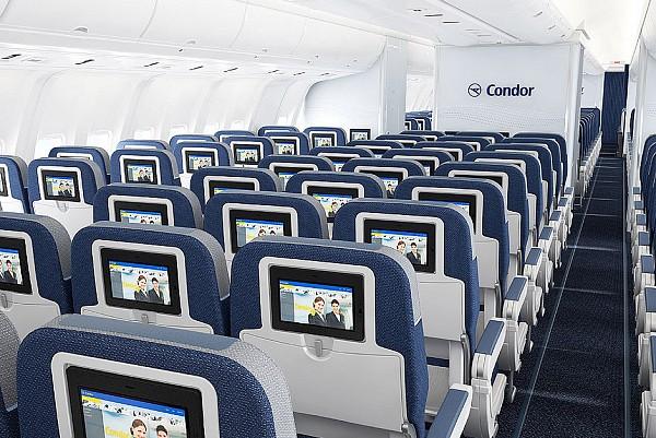 Condor 767-300ER costa rica 1