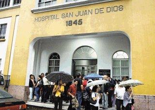 Costa Rica San Juan de Dios Hospital 1