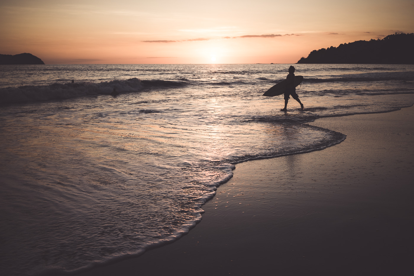 Espadilla Beach costa rica 1