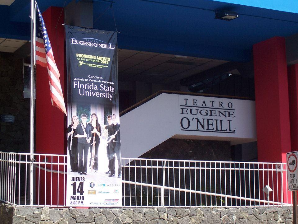 Eugene O'Neill Theater costa rica
