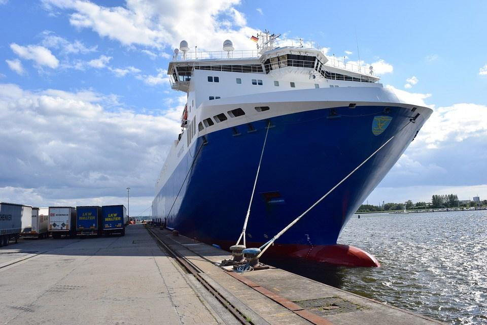 Ferry Between Costa Rica & El Salvador 1
