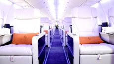 Four Seasons Private Jet Experience