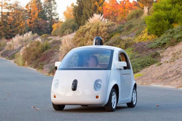 Google Driverless Cars division