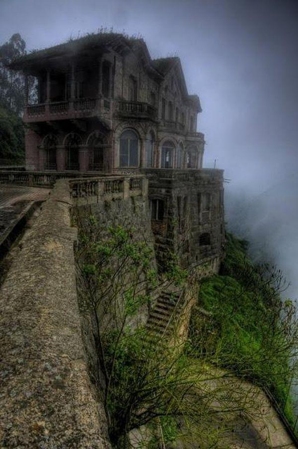 HOTEL DEL SALTO COLOMBIA ghosts