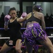 Hanna Gabriel boxing fight