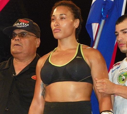 Hanna Gabriel costa rica boxer 1