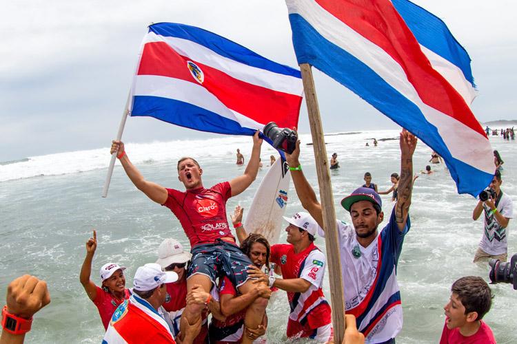 ISA World Surfing Games 2016