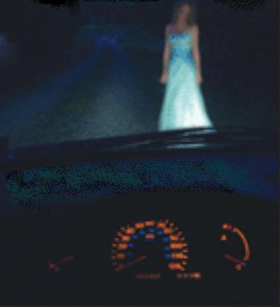 LAVENDER LADY ghost