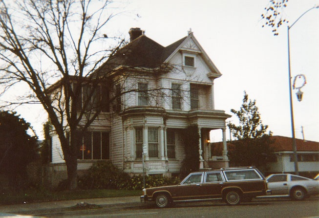 Marysville Hotel haunted 1