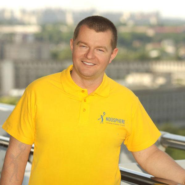 Max Polyakov, managing partner of Noosphere Ventures