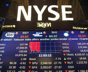 NYSE trading admiral markets